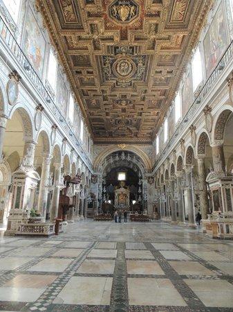 Basilica di Santa Maria in Aracoeli : worth the visit
