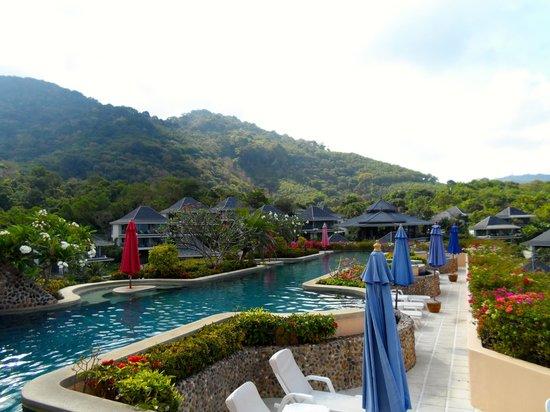 Pacific Club Resort : Rooftop Pool