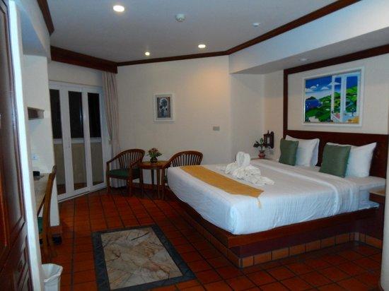 Pacific Club Resort : My Room - #407
