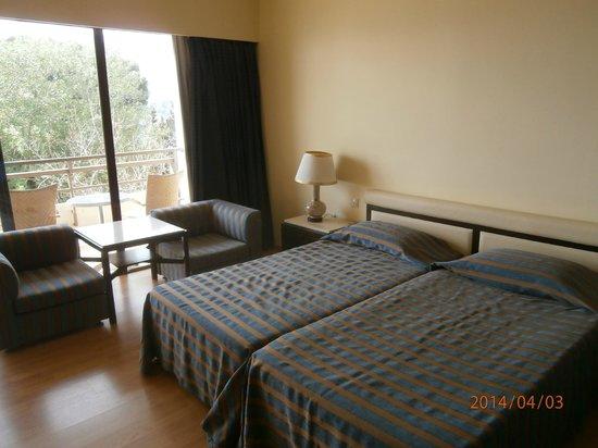 Corfu Holiday Palace: Room 750