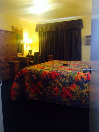 Fawlty Towers Resort Motel: Lovely room