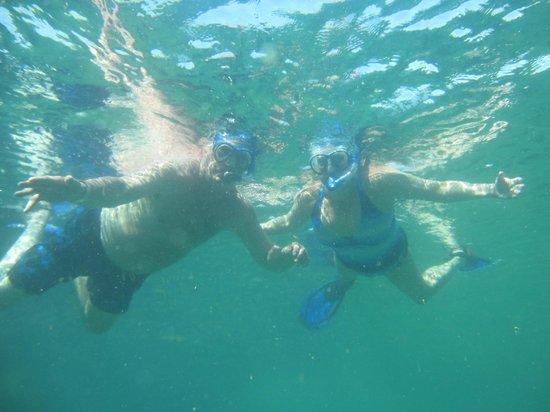 Edventure Tours: at Yal Ku Lagoon