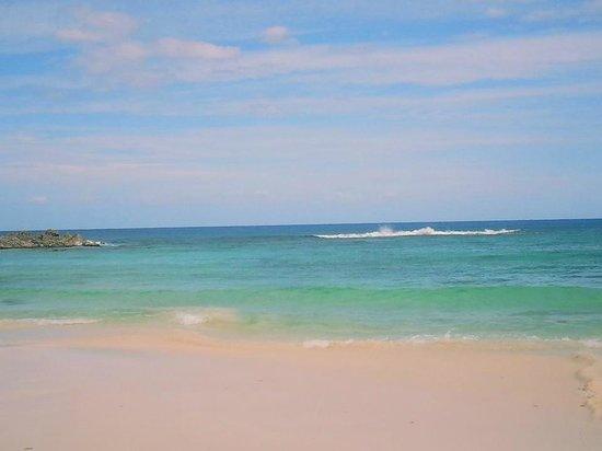 Playa Chen Rio: Beautiful, clear, warm water