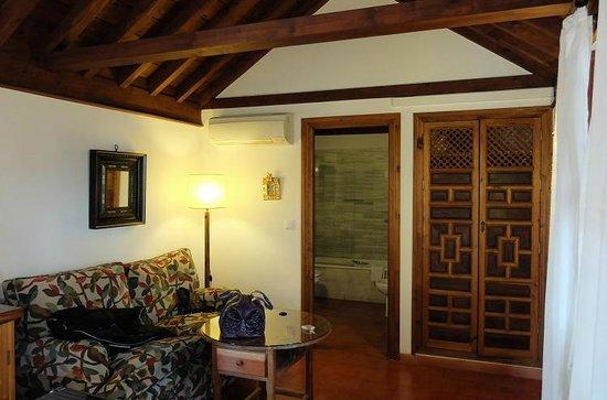 Santa Isabel la Real : 部屋