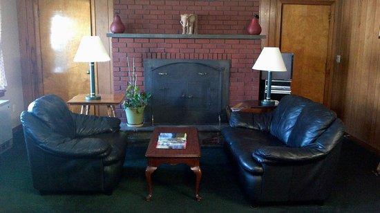 Greystone Motel: Office