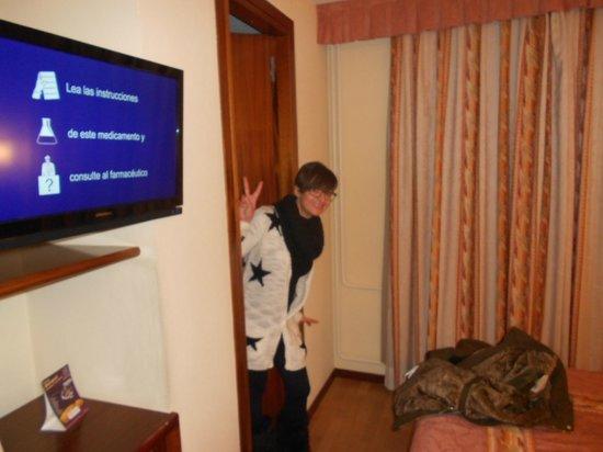 Hotel Metropolis : Ja estem aquí!!!