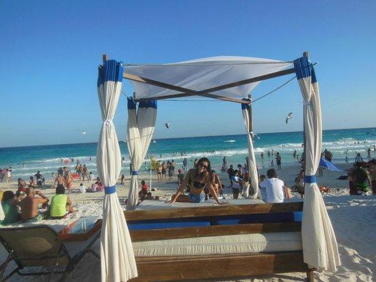 Mandala Cancun: Mandala Beach Club - Cancun