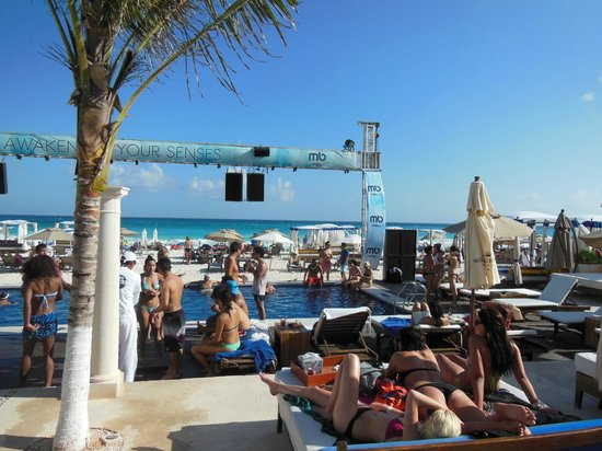 Mandala Cancun Beach Club