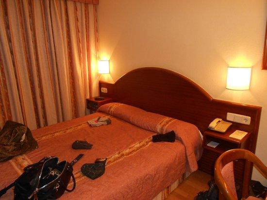 Hotel Metropolis : Alaaa, to desperdigolao!!!
