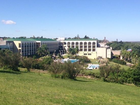 Sol Victoria Hotel, Spa & Casino: hotel desde el mirante