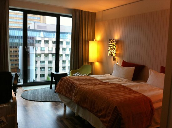 Scandic Berlin Potsdamer Platz: perfect room