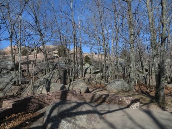 Elephant Rocks State Park: Picturesque