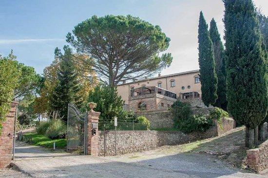 Castello Di Monte Antico : Castello