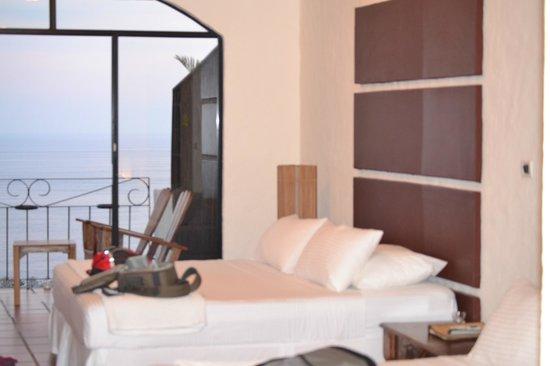 La Mariposa Hotel: Nice room, good beds