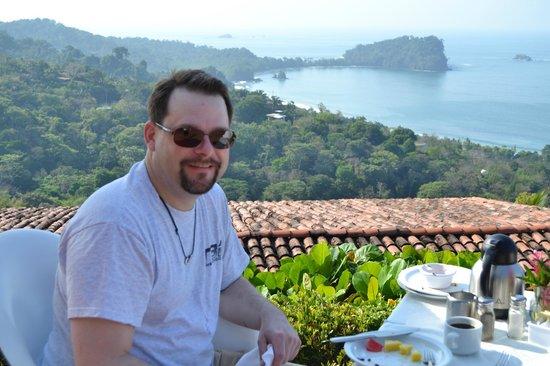 La Mariposa Hotel: View from breakfast