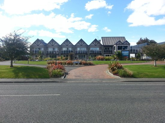 Fiordland Lakeview Motel and Apartments: Fiordland Lakeview