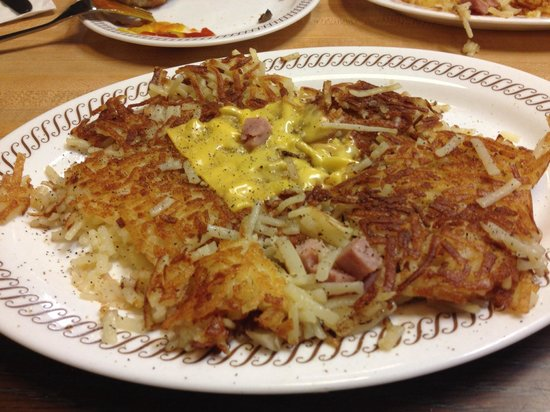 Waffle House: Hashbrowns