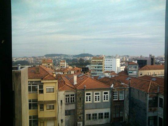Ibis Porto Centro : Vista do quarto