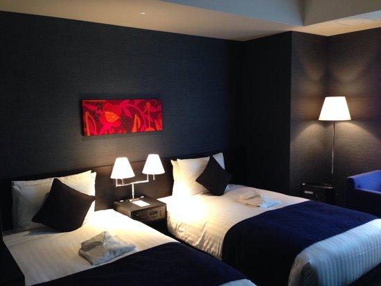 THE GATE HOTEL Asakusa Kaminarimon by HULIC: おしゃれな客室