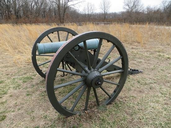 Pea Ridge National Military Park: Poignant remonder of what took place here