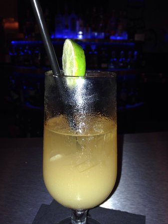 S.A.L.T Fusion Cuisine & Cana Lounge : Dark & Stormy!