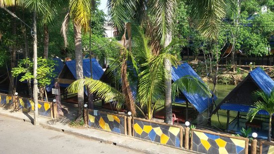 Sripinunt Hotel : Outside sripinunt