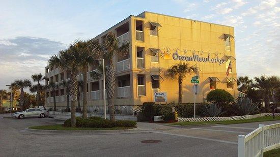 Oceanview Lodge : bien situé