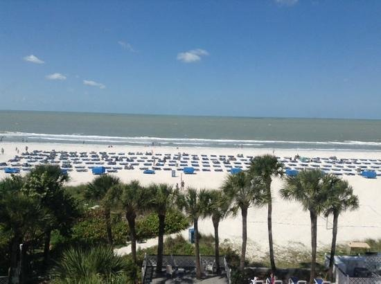 TradeWinds Island Grand Resort : room view
