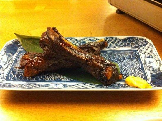 Sunroute Takadanobaba Hotel: restaurant around hotel