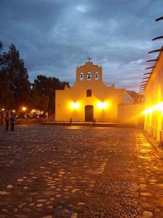 Iglesia de San Jose: cachi