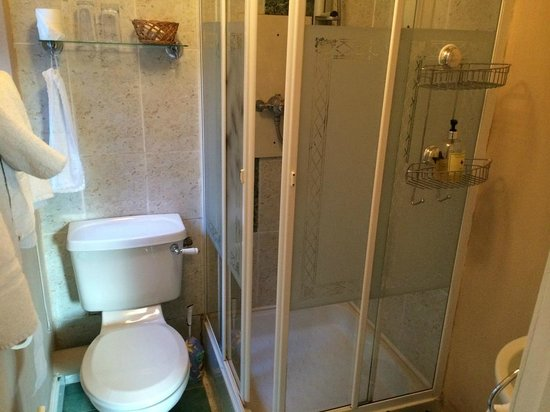 Bracken Bed & Breakfast: Bathroom (ensuite)