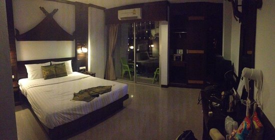 Lemongrass Hotel: Deluxe room 401. I got a free upgrade from standart room. Thx Lemongrass