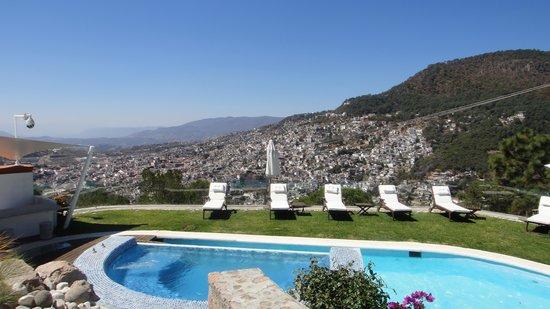 De Cantera y Plata Hotel Boutique : Pool Area