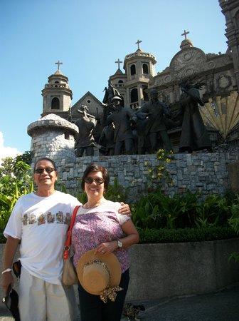 Summit Circle Cebu: Cebu City monument