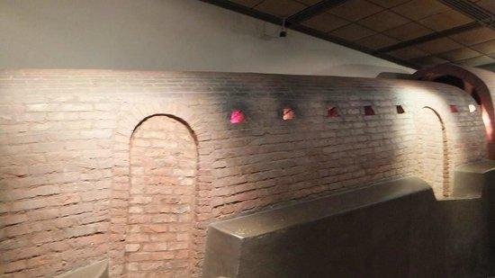 Museo de Shanghai: 窯の再現