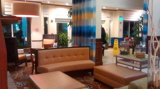 Hilton Garden Inn Ft. Lauderdale SW/Miramar: Lounge
