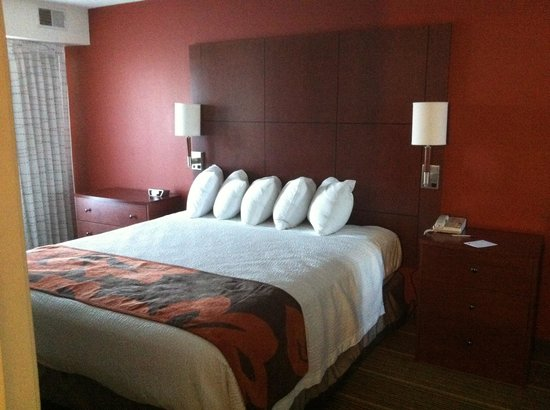 Residence Inn Youngstown Boardman/Poland: Bedroom