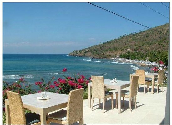 Sails Restaurant Amed Restaurant Reviews Photos Tripadvisor