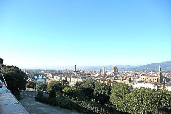 Piazzale Michelangelo: Grande Bellavista