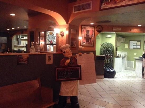 Mamma Rosa's Italian Restaurant: Welcome to Momma's !