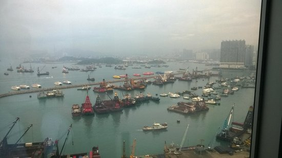 W Hong Kong : Harbour View