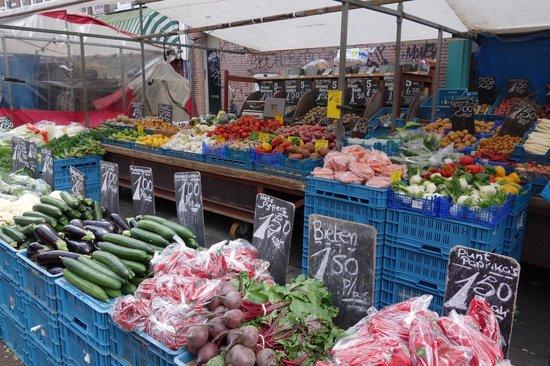 Albert Cuyp Market: albert cuypmarkt