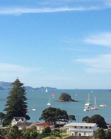 Chalet Romantica: View from our Balcony - Bay of Islands