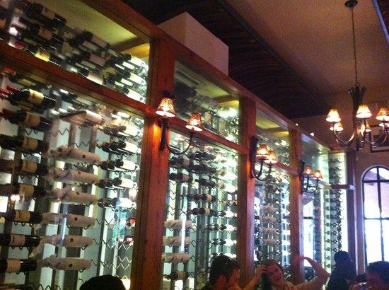 The Stellenbosch Wine Bar and Bistro: Wine Cellar
