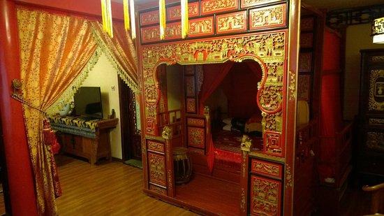 Double Happiness Beijing Courtyard Hotel: Room 188