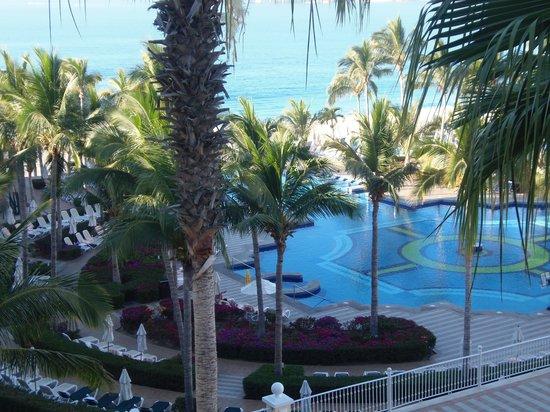 Hotel Riu Palace Cabo San Lucas : balcony view