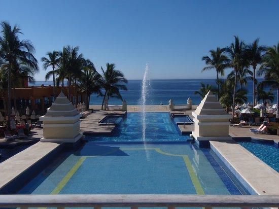 Hotel Riu Palace Cabo San Lucas : beautiful pools