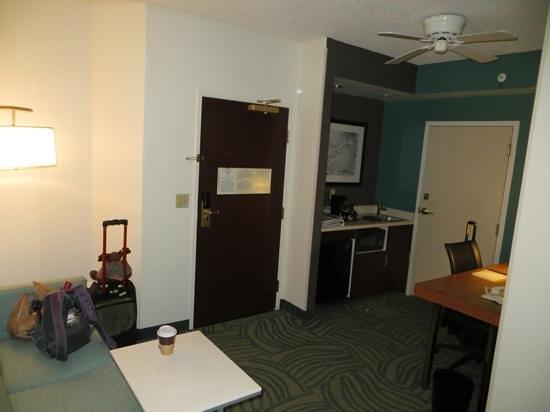 SpringHill Suites Austin Round Rock : Room 410