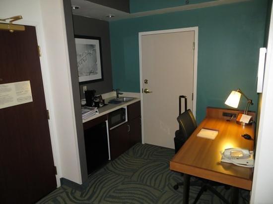SpringHill Suites Austin Round Rock: Room 410