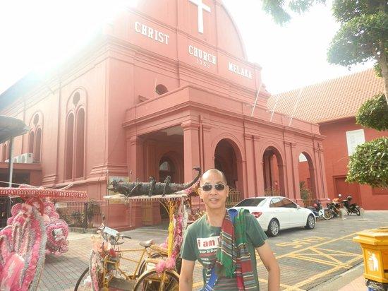 Red Square (Dutch Square): Christ Church